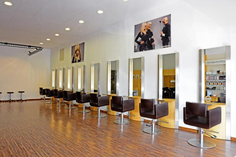 salle de coiffure