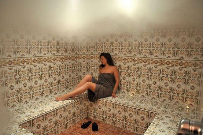 Le Sauna et hammam
