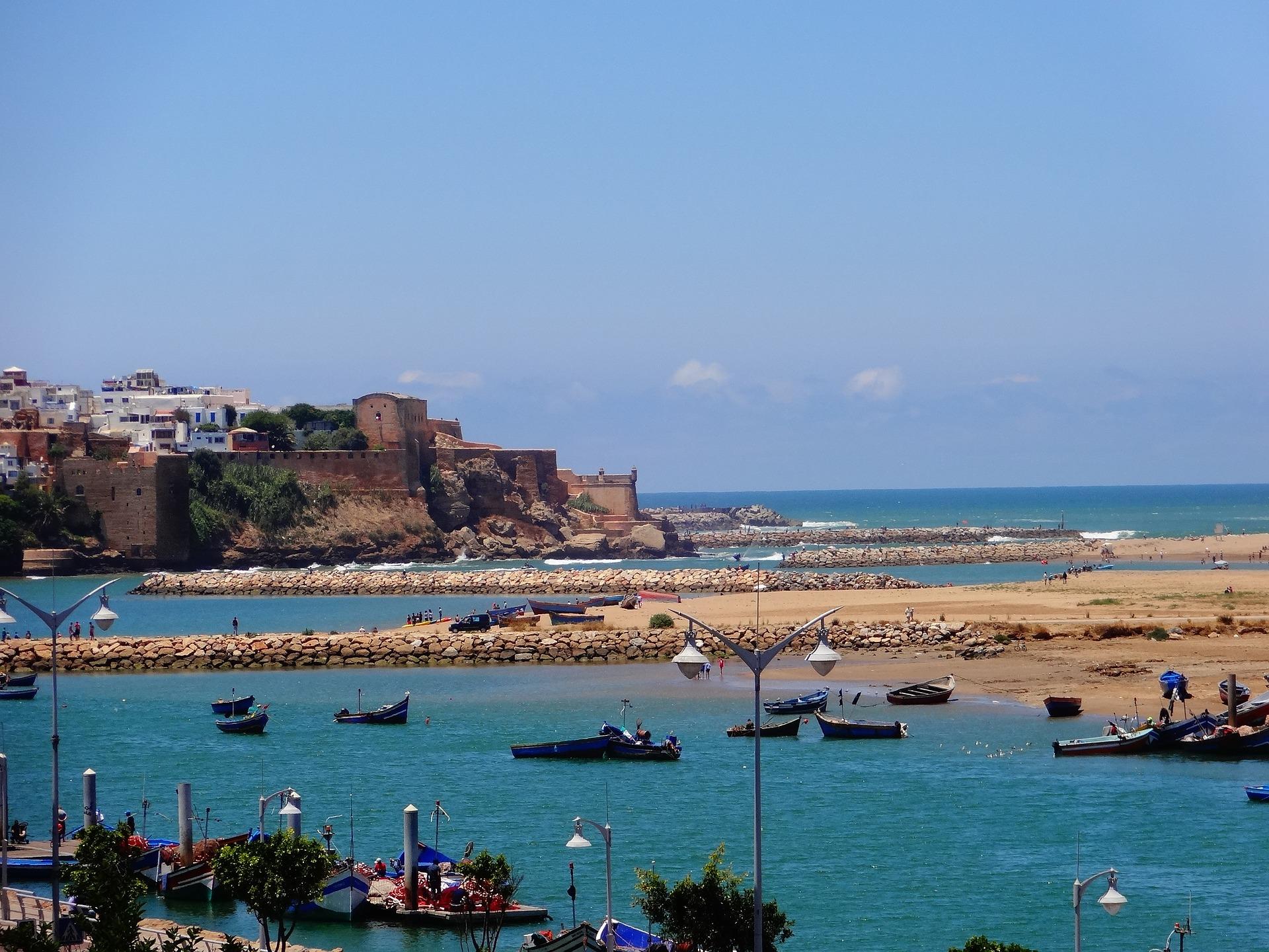 6. Quel sont les meilleurs emplacements pour réserver un hôtel à Rabat