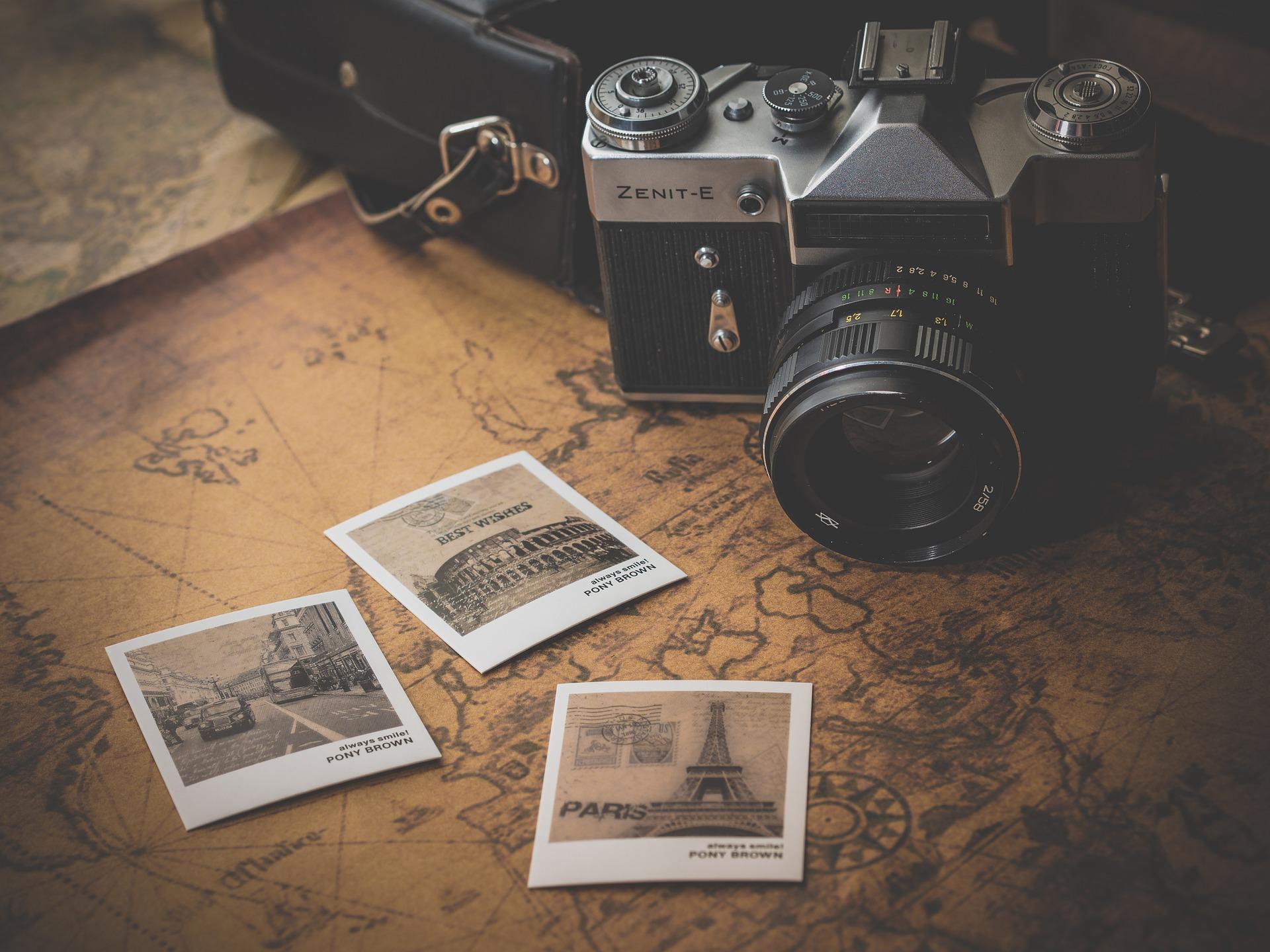 La communication autour de la photographie