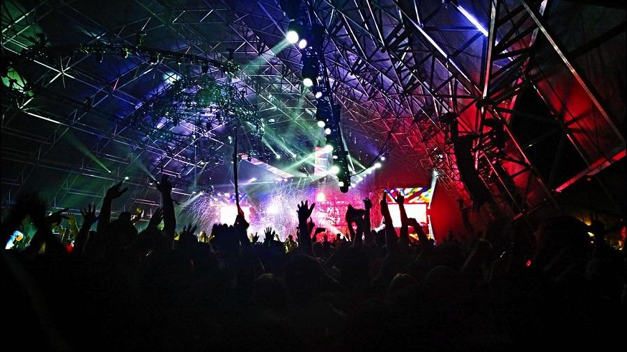 12. Voici ce que vous devez savoir concernant l'éclairage des grands festivals
