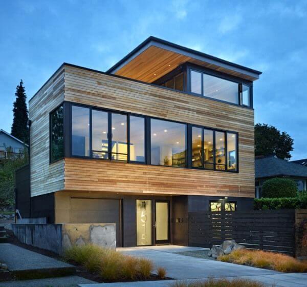 Les avantages des maisons en bois