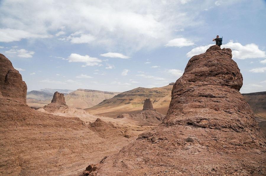 1. Voici les 5 meilleurs circuits de randonnée au Maroc