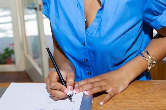 femme-signature