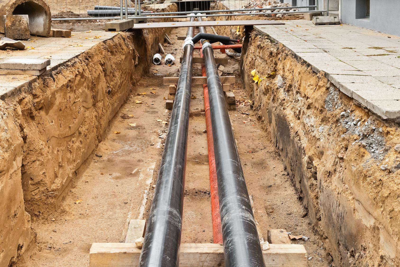 Comment déterminer le coût de remplacement des tuyaux de drainage
