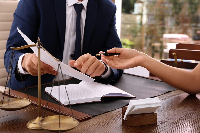 un bon avocat