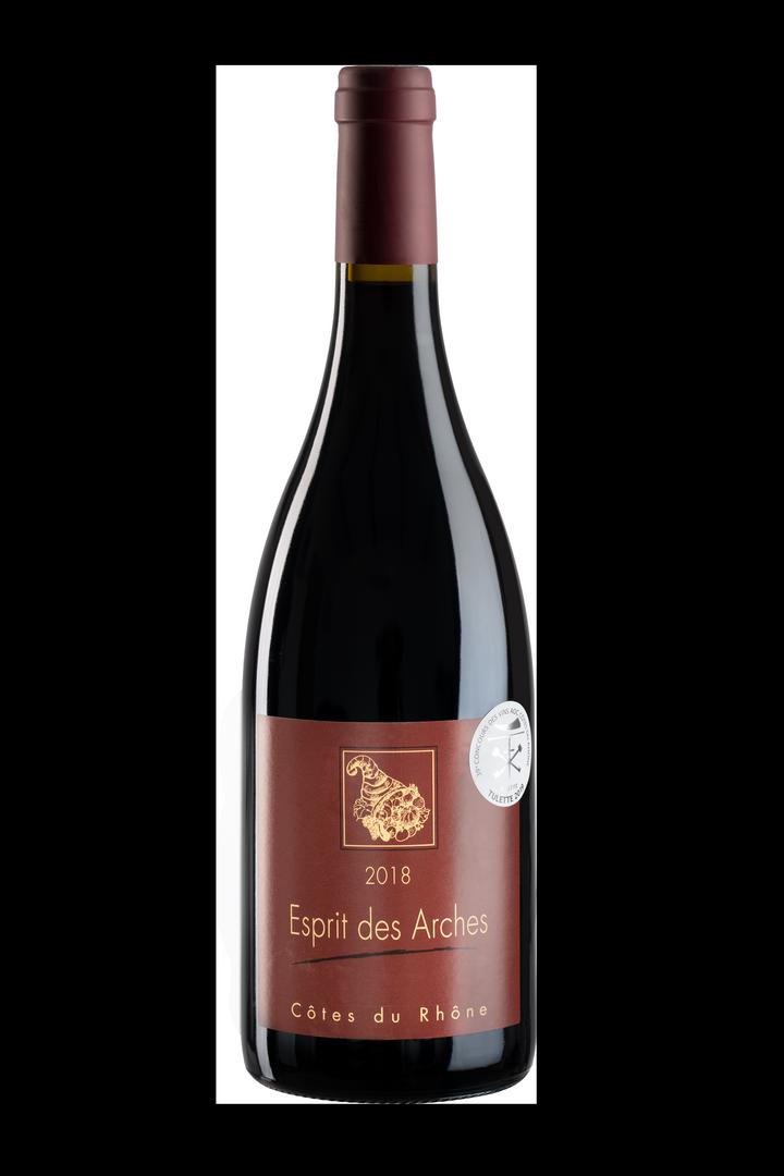 vin côtes du rhône