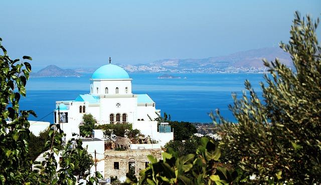 Passez de belles vacances sur Kos, une île de rêve